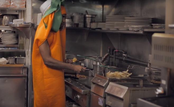carrot burgers